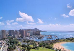 Ala Moana/Waikiki Luxury Condos